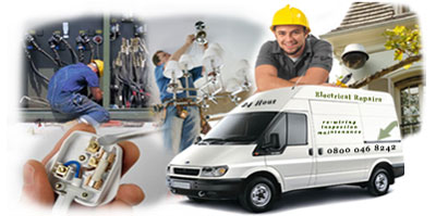 Manor Park electricians